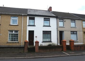 Thumbnail 3 bed terraced house for sale in Gladstone Terrace, Merthyr Tydfil