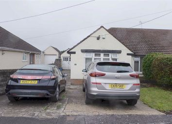 Thumbnail 3 bed semi-detached bungalow for sale in Pencoedtre Road, Barry, Vale Of Glamorgan