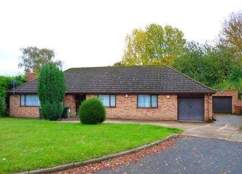 Thumbnail 3 bed bungalow to rent in Kilborn Close, Wellingborough