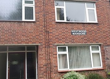 Thumbnail 2 bed flat to rent in Westwood Road, Southampton