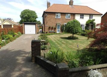 Thumbnail 2 bed semi-detached house for sale in Lower Road, Westerfield, Suffolk