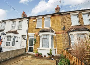 Thumbnail 3 bed terraced house for sale in Rollo Road, Hextable, Swanley