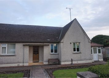 Thumbnail 3 bed bungalow for sale in St. Michaels Road, Crossmichael