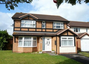 Thumbnail 4 bed detached house for sale in Parklands Avenue, Weston-Super-Mare
