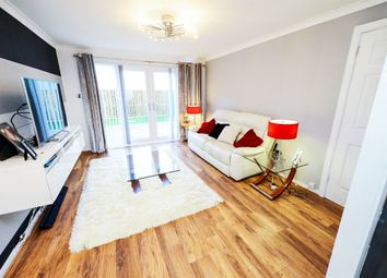 Thumbnail 1 bed terraced bungalow for sale in Oak Road, Abronhill, Cumbernauld