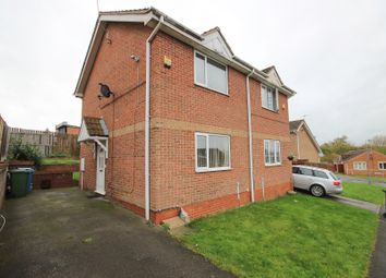 Thumbnail 2 bed semi-detached house for sale in Herriot Grove, Harworth, Doncaster