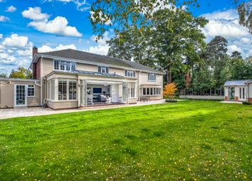 Dorincourt, Pyrford, Woking GU22. 6 bed detached house for sale