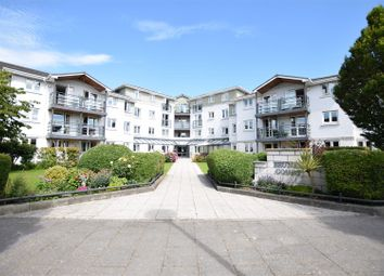 Thumbnail 1 bedroom flat for sale in Brunel Court, Harbour Road, Portishead.