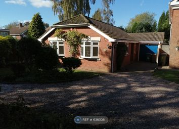 Thumbnail 3 bed bungalow to rent in Rydal Close, Sutton Coldfield