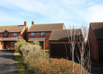 Thumbnail 4 bed detached house for sale in Bannister Road, Thame