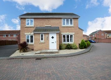 Thumbnail 3 bed detached house for sale in 6, Magnus Court, North Hykeham, Lincoln, Lincolnshire