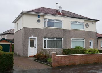 Thumbnail 3 bed semi-detached house for sale in Clydesdale Avenue, Paisley
