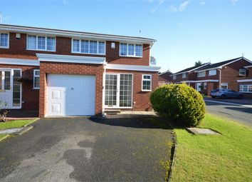 Thumbnail 3 bed semi-detached house for sale in Athelstan Close, Bromborough, Wirral
