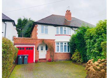 3 bed semi-detached house to rent in Butlers Road, Handsworth Wood, Birmingham B20