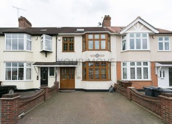 Thumbnail 3 bed terraced house for sale in Gorseway, Rush Green, Romford