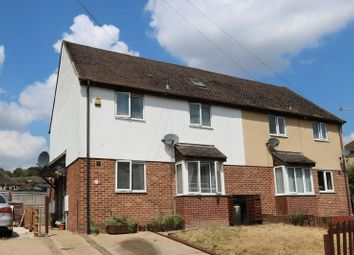 Thumbnail 1 bed terraced house for sale in Buckingham Close, High Wycombe