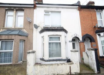 Thumbnail 3 bed terraced house for sale in Livingstone Road, Gillingham