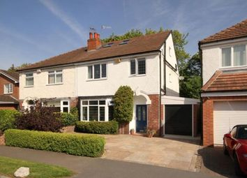 Thumbnail 4 bed semi-detached house for sale in The Quadrant, Sheffield, South Yorkshire