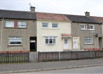 Thumbnail 2 bed terraced house for sale in Keir Hardie Drive, Bellshill