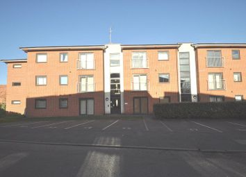 Thumbnail 2 bed flat for sale in Penstock Drive, Lock 38, Cliffe Vale, Stoke On Trent