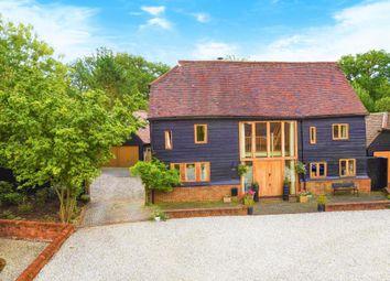 Thumbnail 5 bedroom detached house for sale in Blagrove Lane, Wokingham