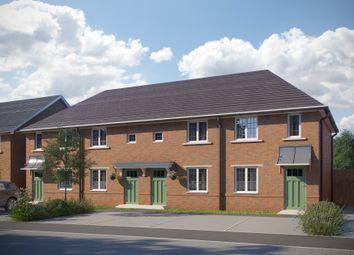 Thumbnail 2 bed terraced house for sale in Repton Drive, Milton Keynes, Buckinghamshire