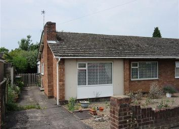 Thumbnail 2 bed bungalow for sale in Lynton Close, Scunthorpe