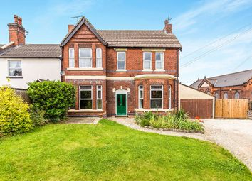 Thumbnail 4 bed semi-detached house for sale in High Street, Woodville, Swadlincote