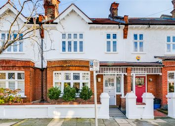 Thumbnail 4 bed terraced house for sale in Glendower Road, London