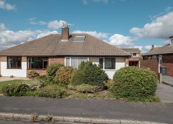 Thumbnail 2 bed semi-detached bungalow for sale in Egerton Road, Lymm