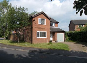 Thumbnail 4 bed detached house for sale in Stapleton Close, Bedale