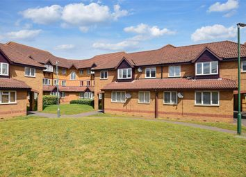 Thumbnail 1 bed flat for sale in Colombus Square, Erith, Kent