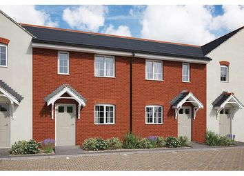 Thumbnail 2 bed terraced house for sale in Minchens Lane, Bramley, Basingstoke, Hampshire