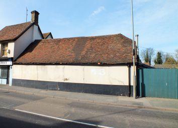 Thumbnail 1 bedroom barn conversion for sale in Ospringe Street, Faversham