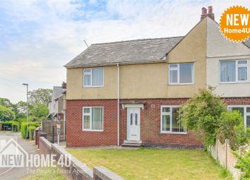 Thumbnail 3 bedroom semi-detached house for sale in Maes Glyndwr, Treuddyn, Mold