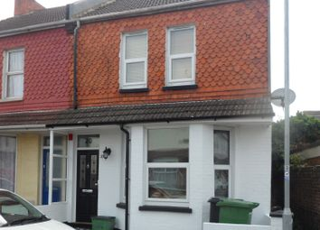 Thumbnail 2 bed semi-detached house to rent in Clarence Road, Eastbourne