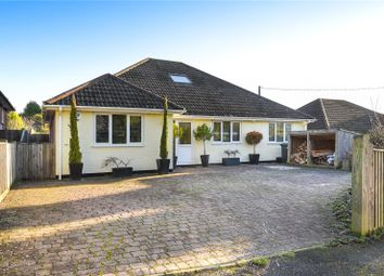 Thumbnail 4 bed detached house for sale in Darvill Road, Ropley, Alresford, Hampshire