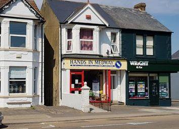 Thumbnail Retail premises to let in 62 Watling Street, Gillingham, Kent