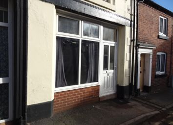 Thumbnail 1 bed flat to rent in Chapel Street, Wem, Shrewsbury