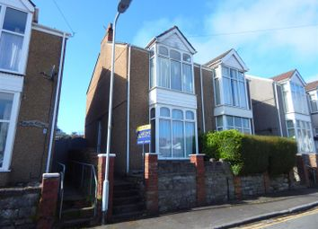 Thumbnail 3 bed semi-detached house for sale in Walters Crescent, Mumbles, Swansea