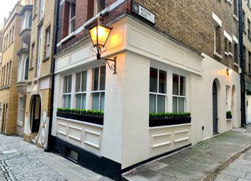 Thumbnail 2 bed flat to rent in Botolph Alley, London, UK