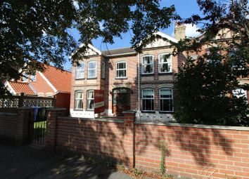 Thumbnail 4 bed semi-detached house for sale in Kirkley Park Road, Lowestoft