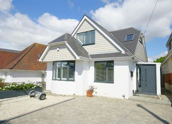 Thumbnail 4 bedroom detached house for sale in Woodstock Road, Whitecliff, Poole