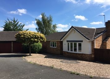 Thumbnail 3 bed bungalow to rent in Afton Close, Loughborough, Leics