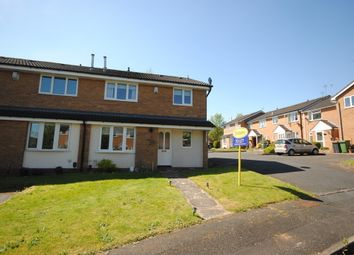 Thumbnail 2 bedroom mews house to rent in Heron Way, Newport