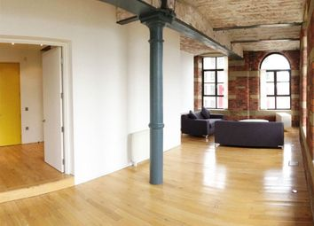 Thumbnail 2 bed flat to rent in Triple Aspect Apartment, Silk Warehouse