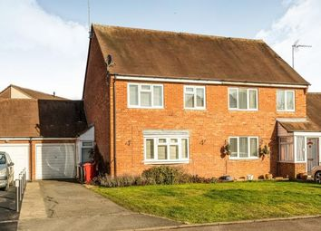 Thumbnail 3 bedroom semi-detached house for sale in Horsham Close, Banbury, Oxfordshire