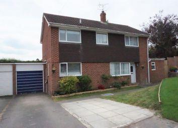 4 bed detached house for sale in Ferguson Close, Basingstoke RG21