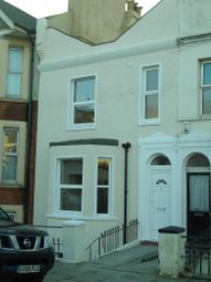 Thumbnail 4 bed terraced house to rent in Calvert Road, Hastings
