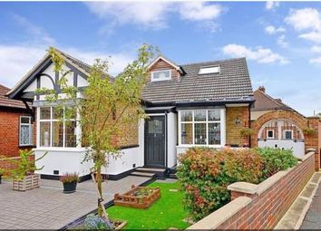 Thumbnail 4 bed detached bungalow for sale in Hill Crescent, Hornchurch